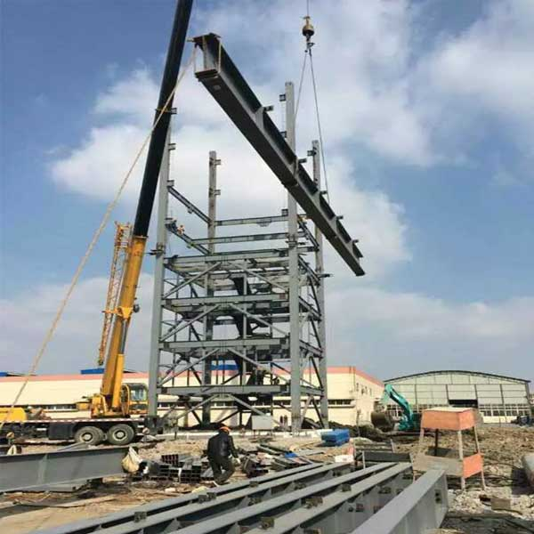 Steel-Structure elevator test equipment